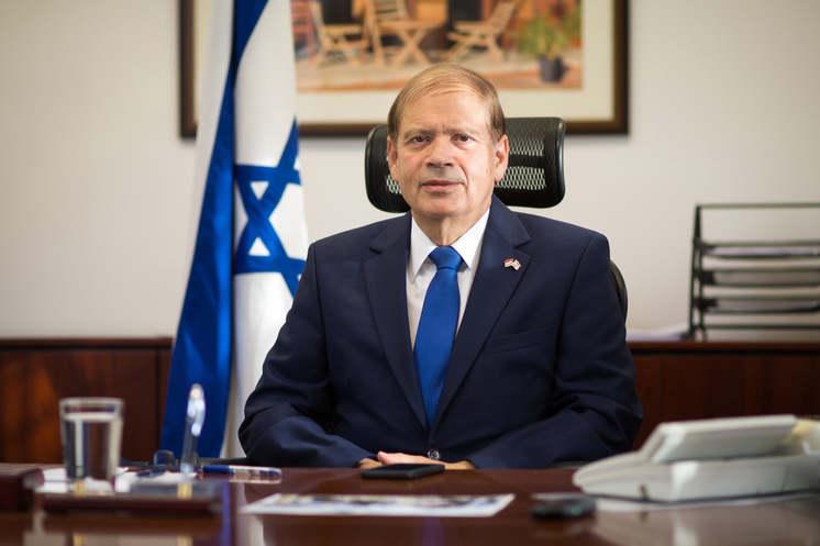 """Israelischer Botschafter: """"In Ungarn können die Juden ohne Angst frei spazieren"""""""