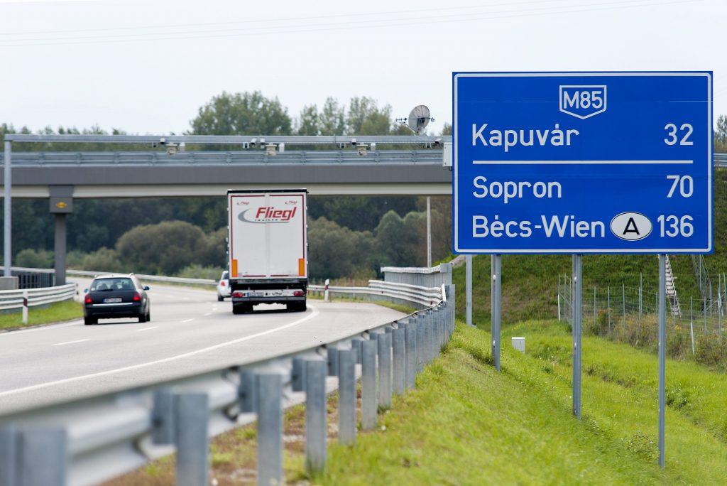 Schnellstraße M85 bis Sopron (Ödenburg) vor Fertigstellung – Fotos!