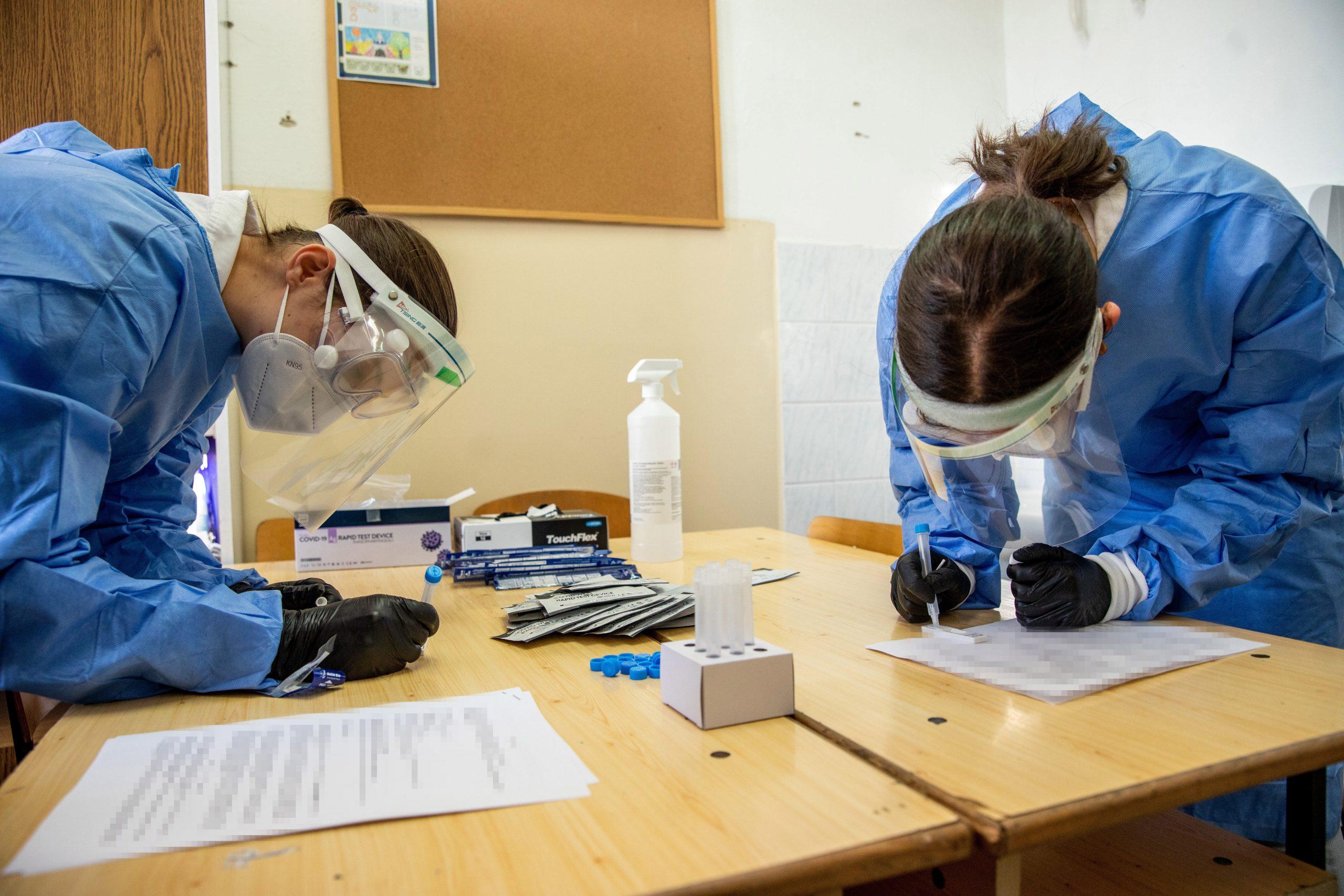 Coronavirus: Lehrergewerkschaft fordert Impfungen und einen digitalen Arbeitsplan