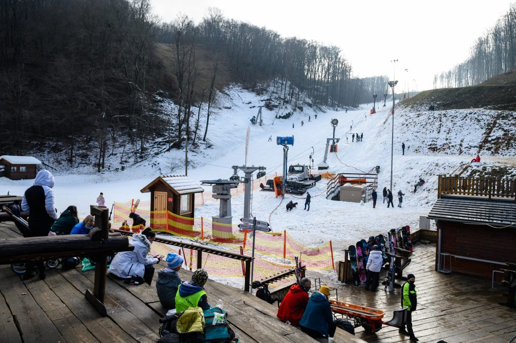 Ski-Arena Eplény eröffnet!