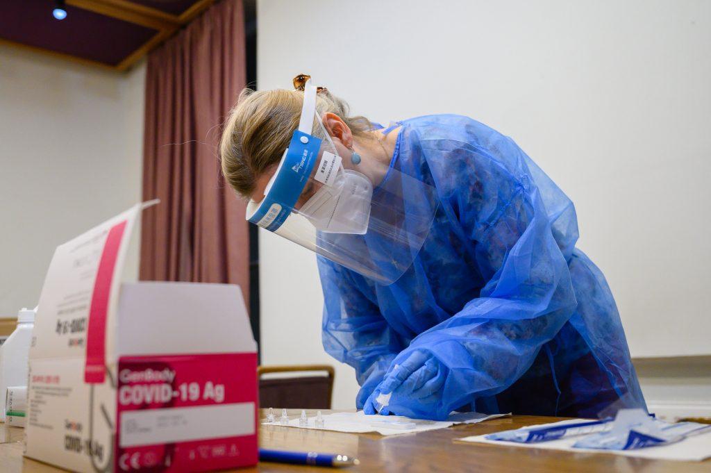 Steigende Infektionszahlen in Ungarn