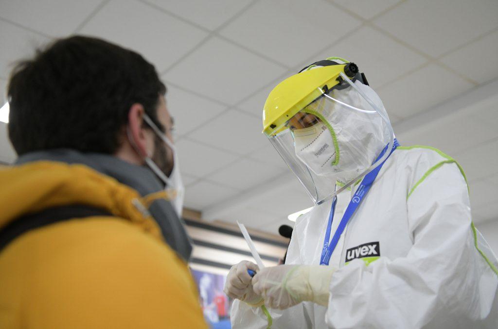 Corona am Mittwoch: 976 Neuinfektionen, 95 Todesfälle