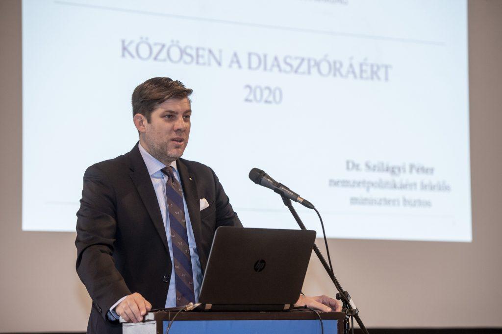Staatssekretariat für nationale Politik pflegt den Kontakt zu Diaspora-Ungarn