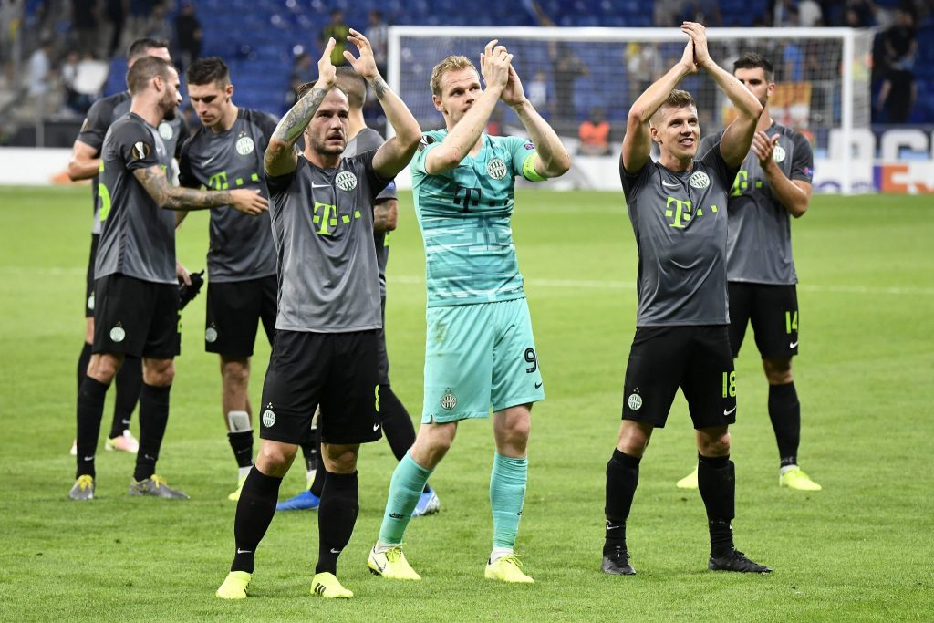 """Der Fußballverein Ferencváros tritt """"Hungary Helps"""" Hilfsprogramm bei"""