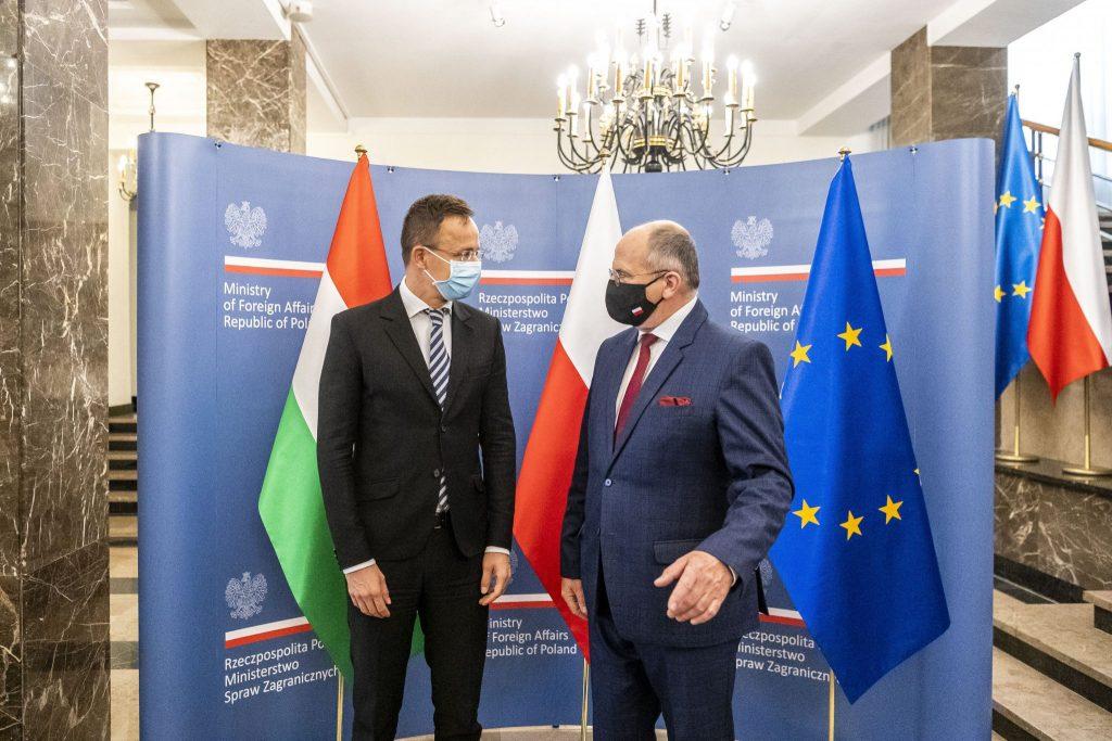 Außenminister über Veto: Ungarn und Polen sind zur Zusammenarbeit verpflichtet