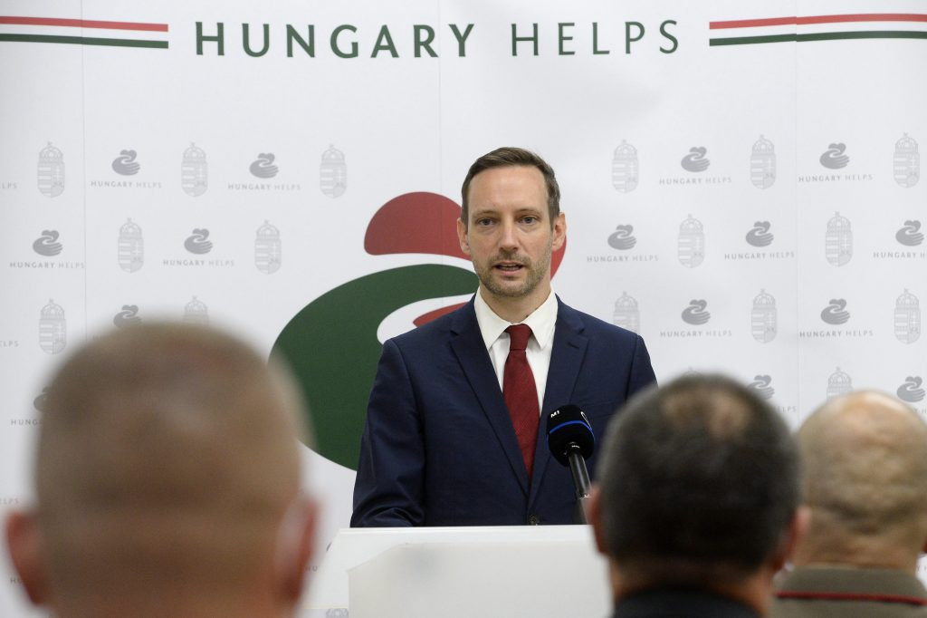 """Hungary Helps"" wirbt um Freiwillige"