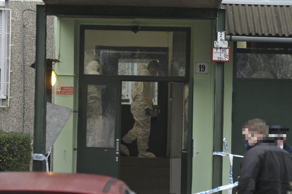 Angriff gegen einen Polizisten in Budapest: Täter tot, Polizist im Krankenhaus