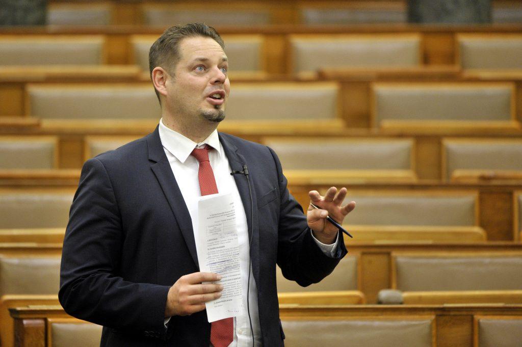 """Grüne Partei: """"Regierung kämpft gegen einen virtuellen Feind, names George Soros"""" post's picture"""