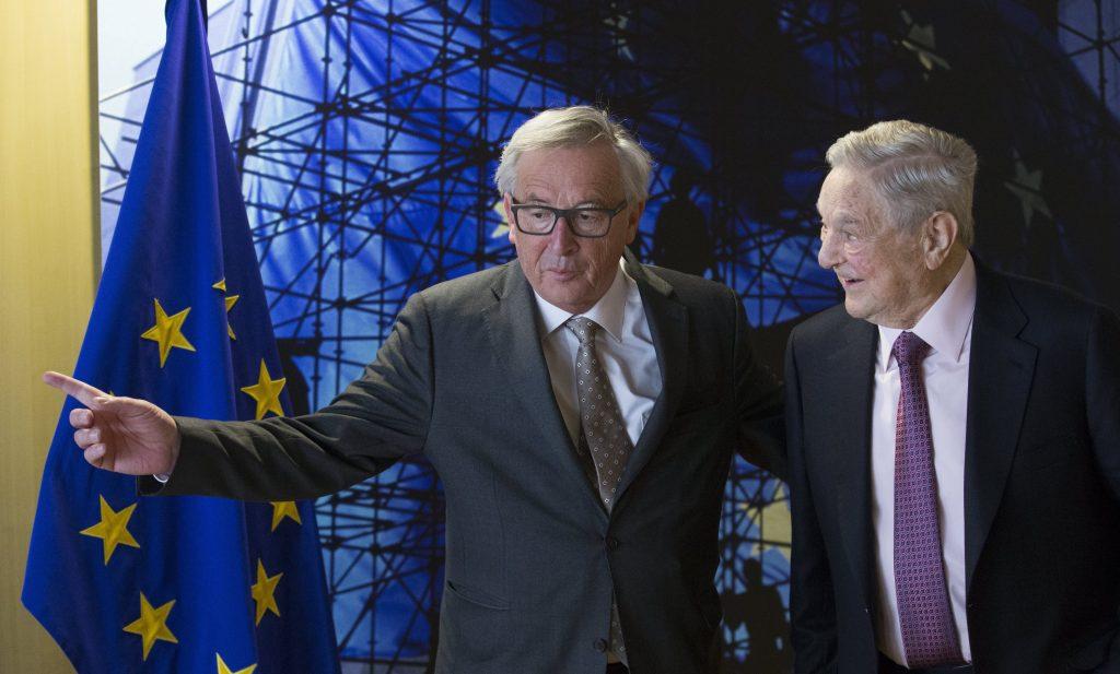 """Orbán: """"Es wäre an der Zeit, dass die Europäer Soros endlich nach Amerika zurückschicken"""""""