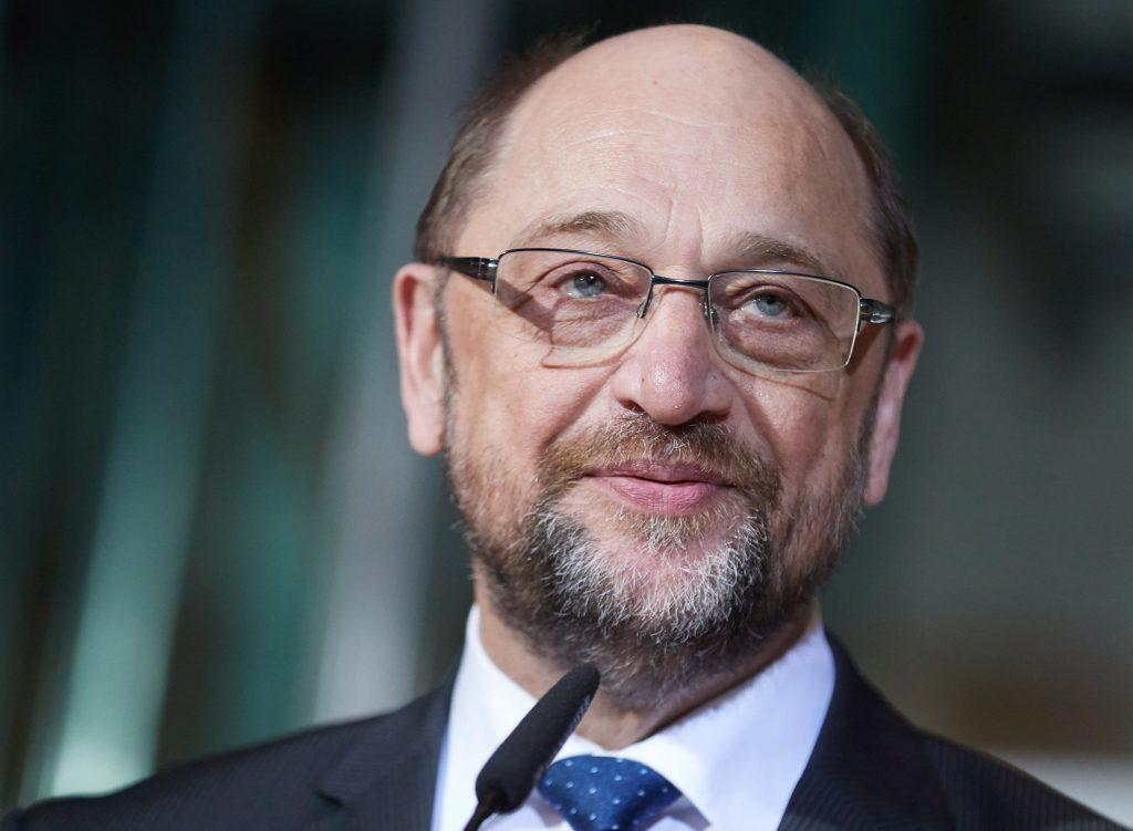 Martin Schulz zum Chef der Friedrich-Ebert-Stiftung gewählt