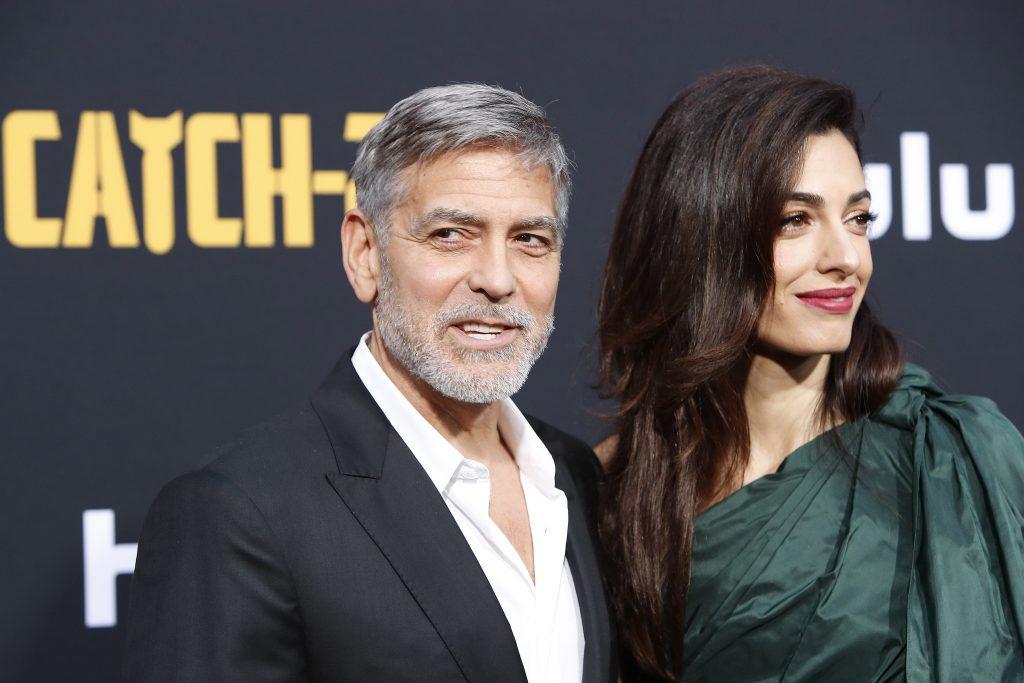 """Clooney: """"Ich sollte mich schämen, wenn ich mich gegenüber Orbán nicht stellen würde"""""""