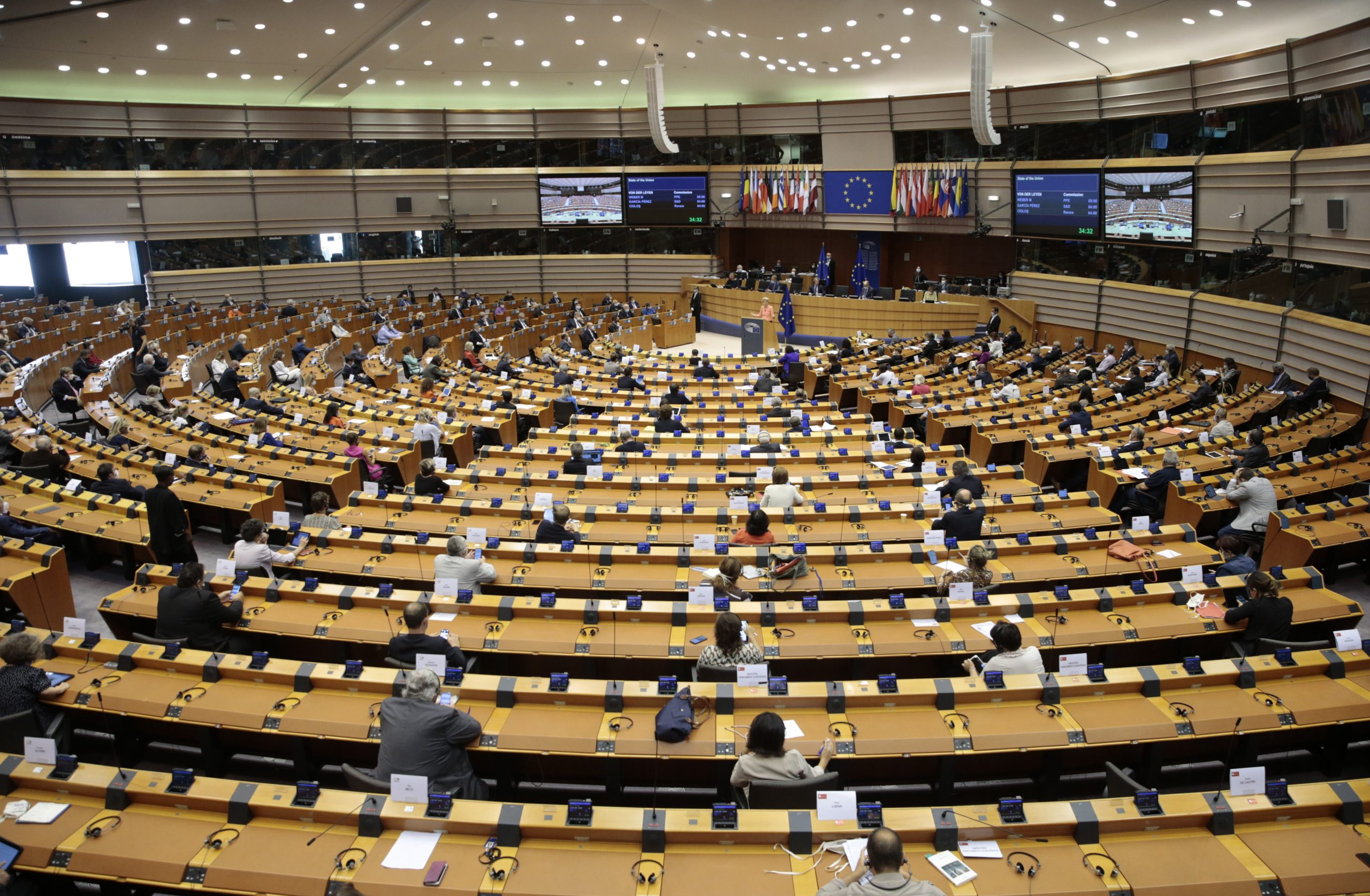 Minderheiten-Initiative erzielt Dreiviertelmehrheit im EP