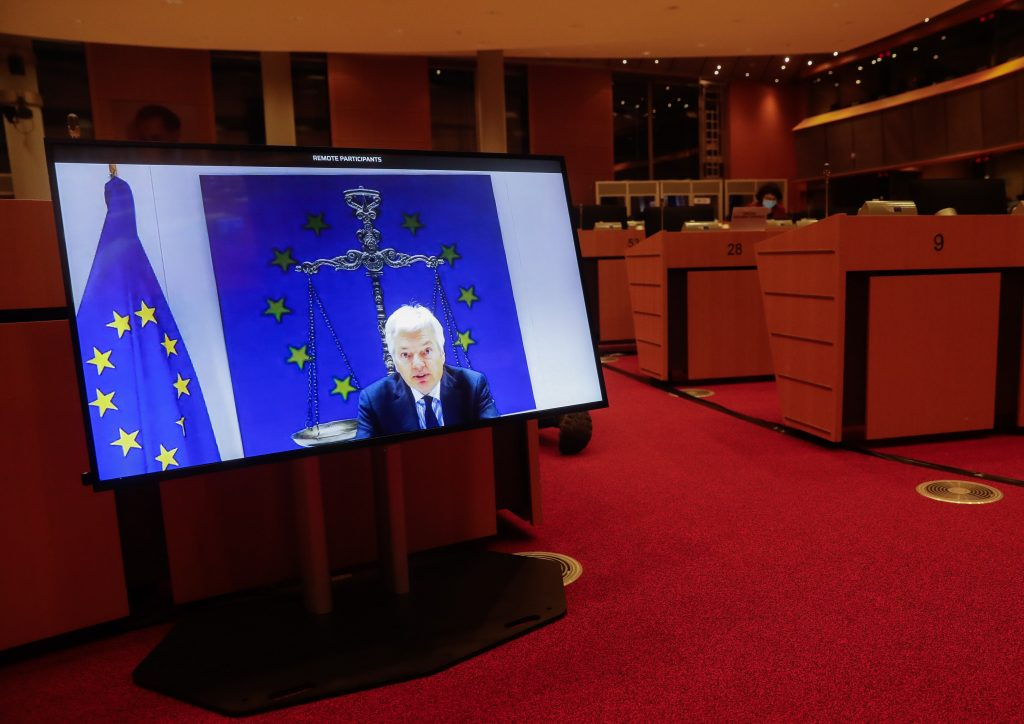 "EU-Kommissar Reynders fordert Fortsetzung des ""Artikel 7-Verfahrens"" gegen Ungarn"