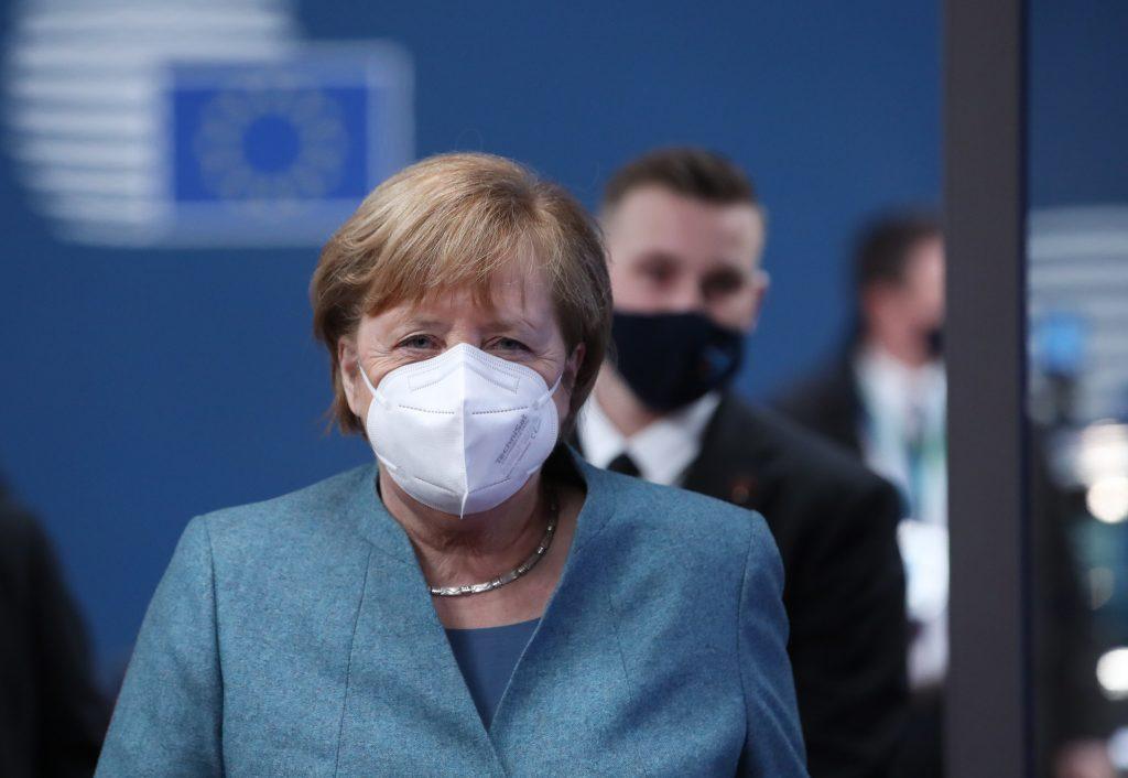 """EU-Gipfel – Merkel: """"Mir ist ein Stein vom Herzen gefallen"""""""