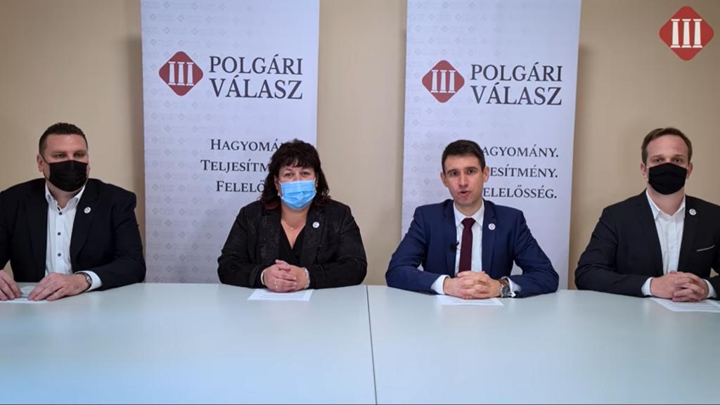 Ehemaliger Abgeordneter von Jobbik gründet neue politische Bewegung