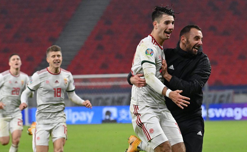 """Ungarischer Fußballnationaltrainer: """"Szoboszlai soll zu Leipzig wechseln"""""""