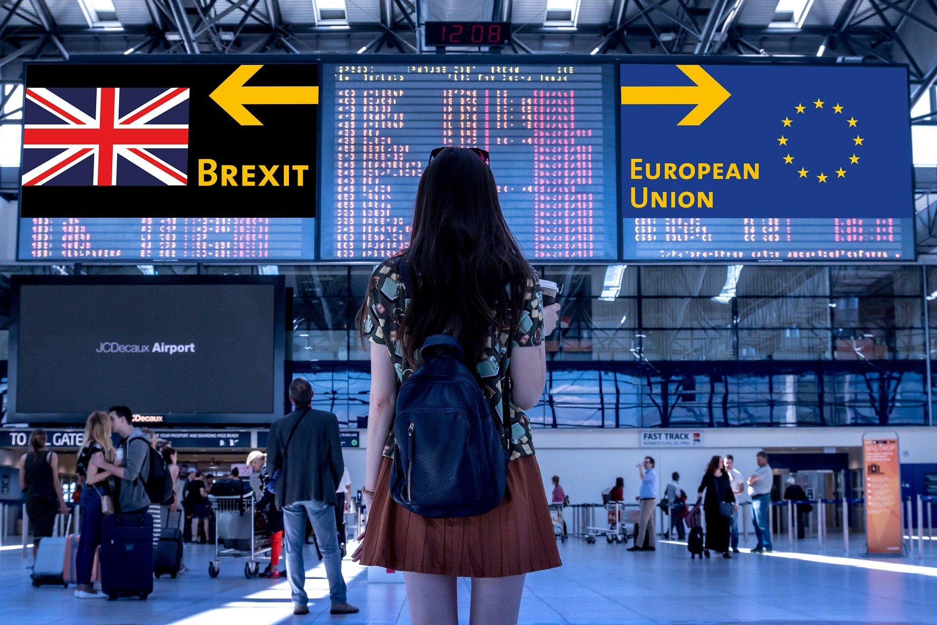 Bis Ende Oktober kann man noch mit einem Personalausweis nach Großbritannien reisen