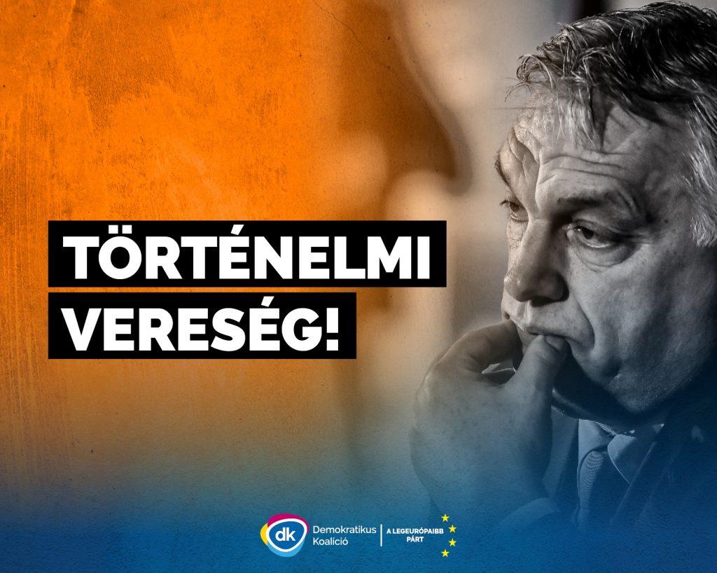 """EU-Gipfel: Opposition spricht über """"Orbáns Rückzug und Misserfolg"""""""