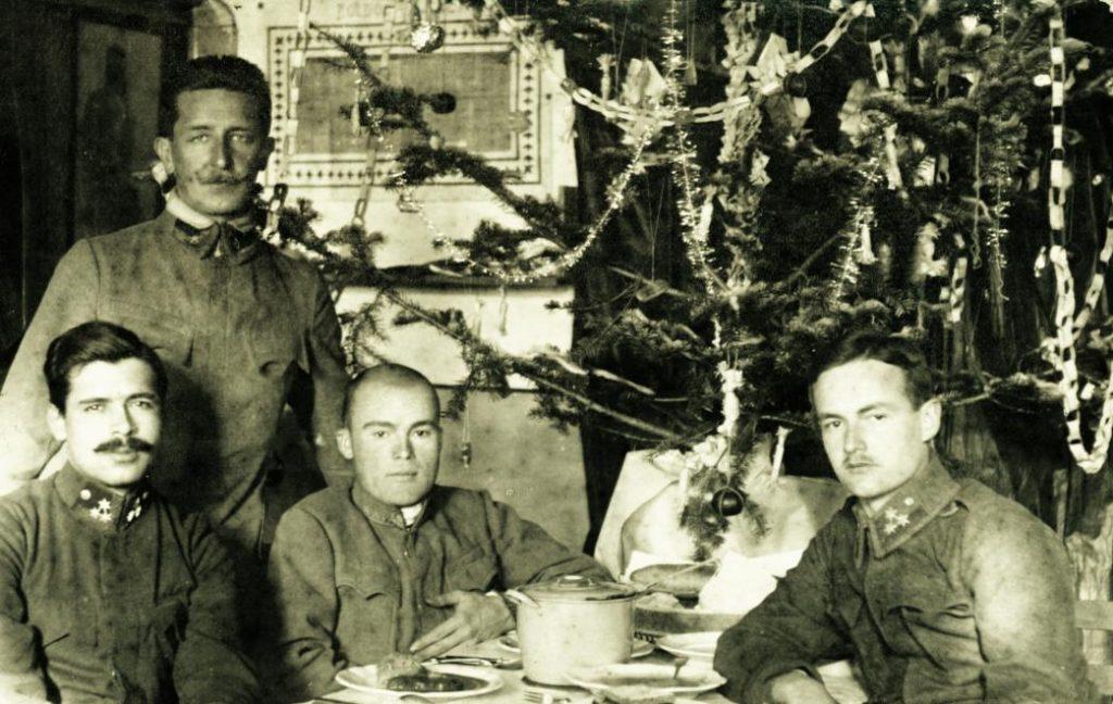 Weihnachten in Ungarn im 20. Jahrhundert – Fotos!