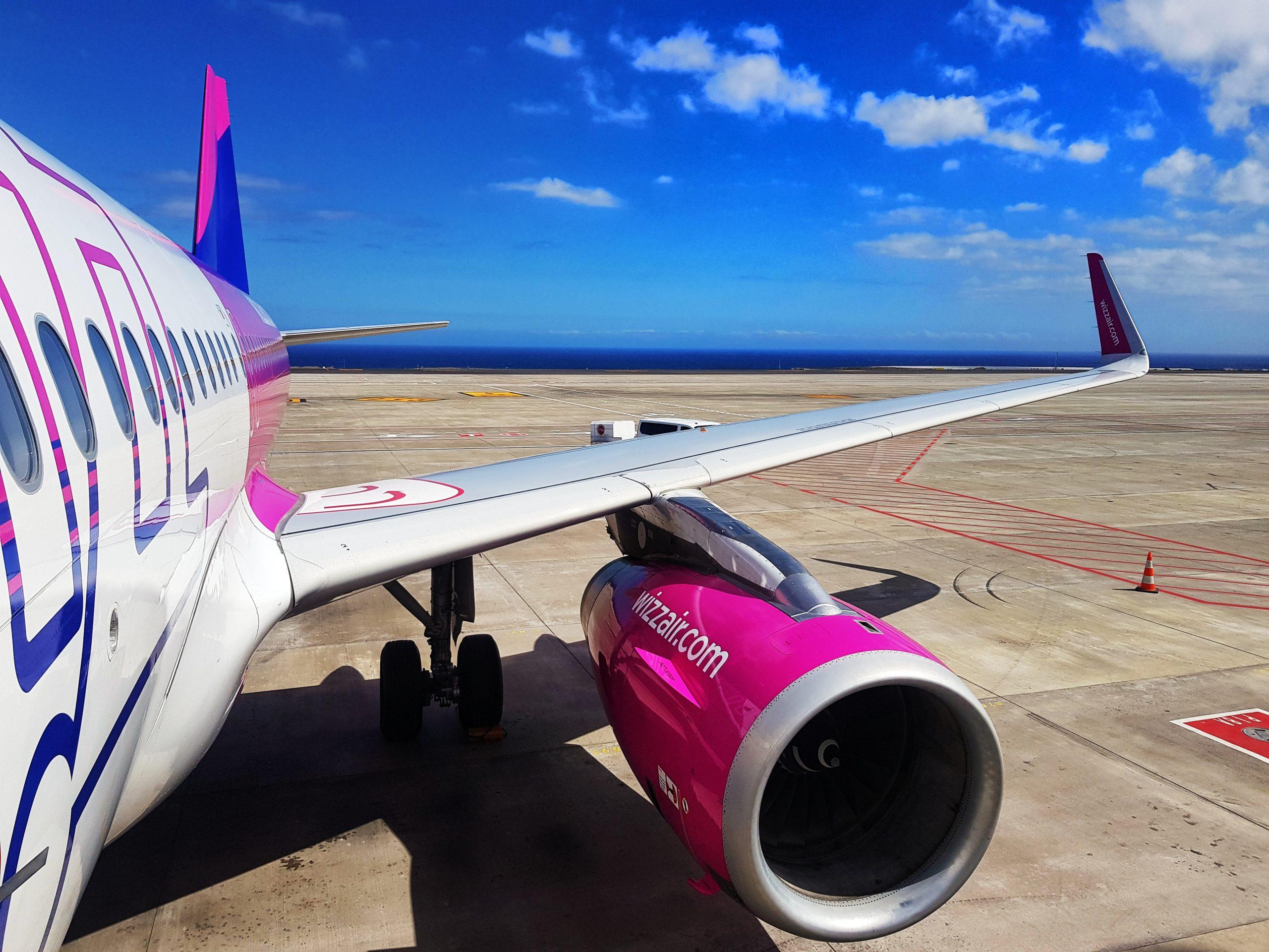 Wizz Air plant für Sommer so viele Flüge wie im Jahr 2019