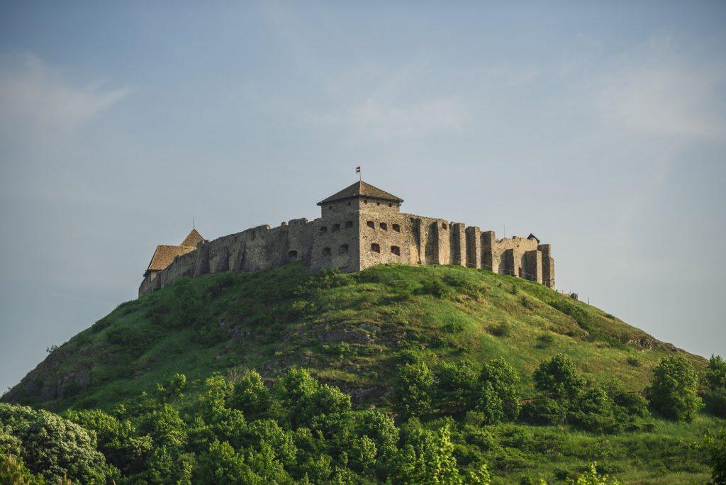 Ausbau der Burg Sümeg geht weiter