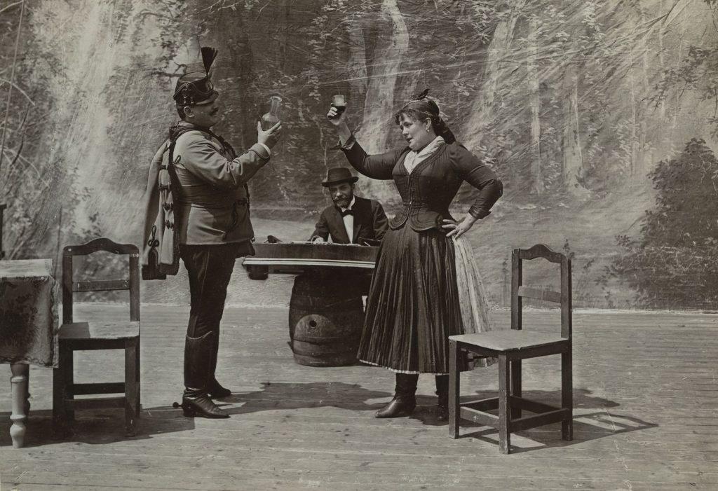 Erster ungarischer Film 120 Jahre alt