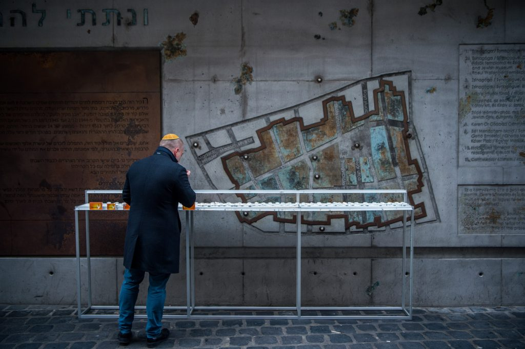 Jüdische Gemeinden feiern den Jahrestag der Befreiung des Ghettos