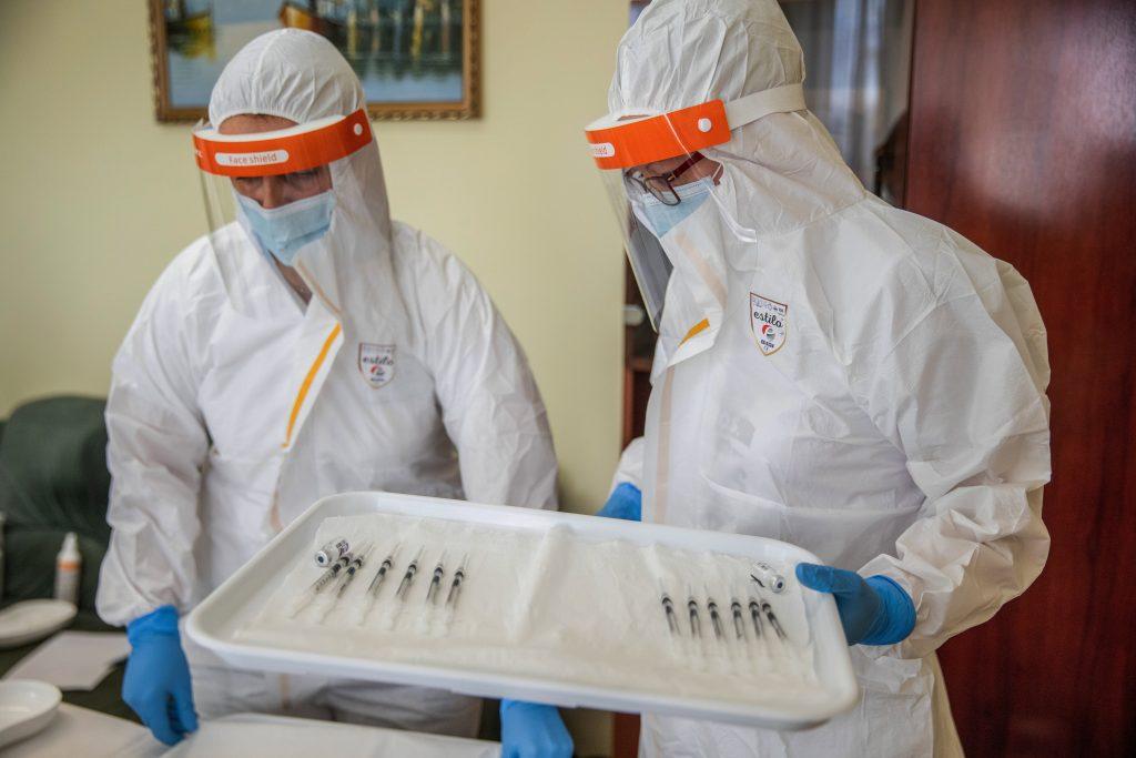 Corona am Sonntag: 1307 Neuinfektionen, 61 Todesfälle post's picture