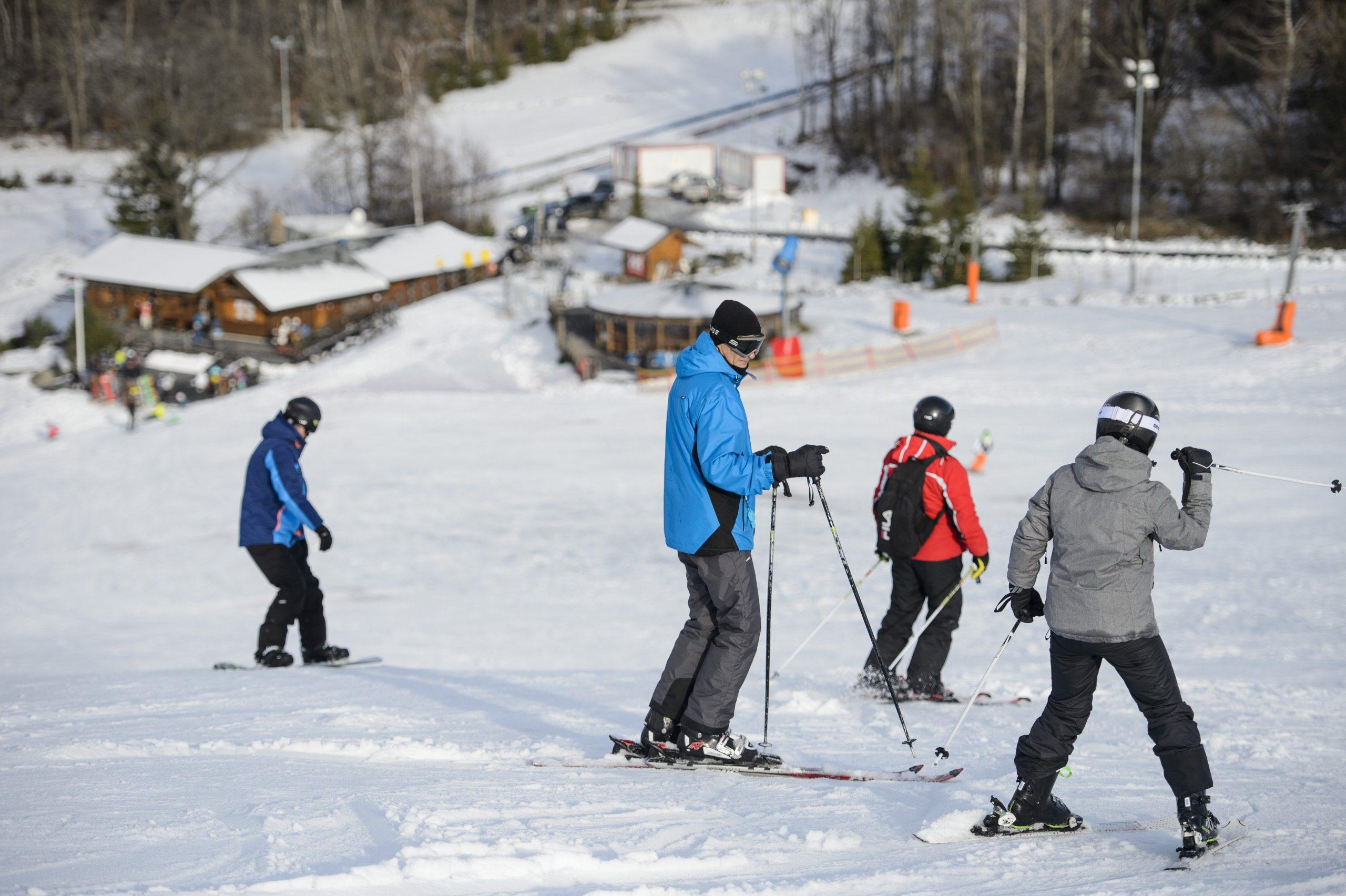 Skipark in Mátraszentistván eröffnet