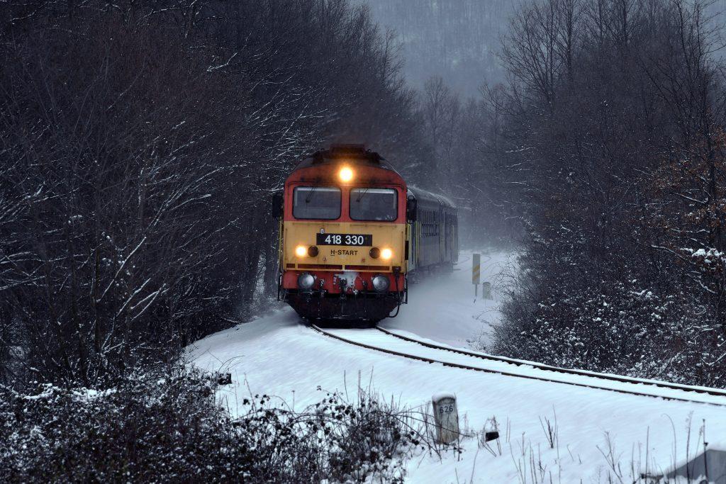Asiatischer Schienengüterverkehr bei Záhony verzehnfacht