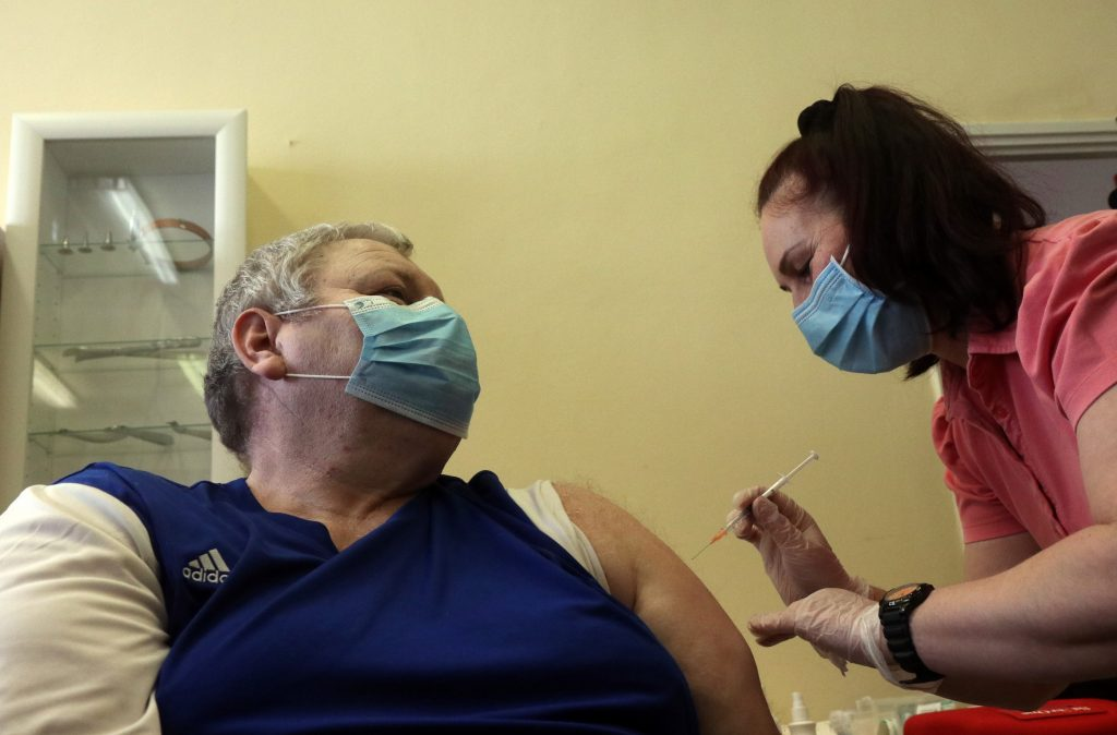 Coronavirus: Impfungen beginnen in Seniorenheimen post's picture