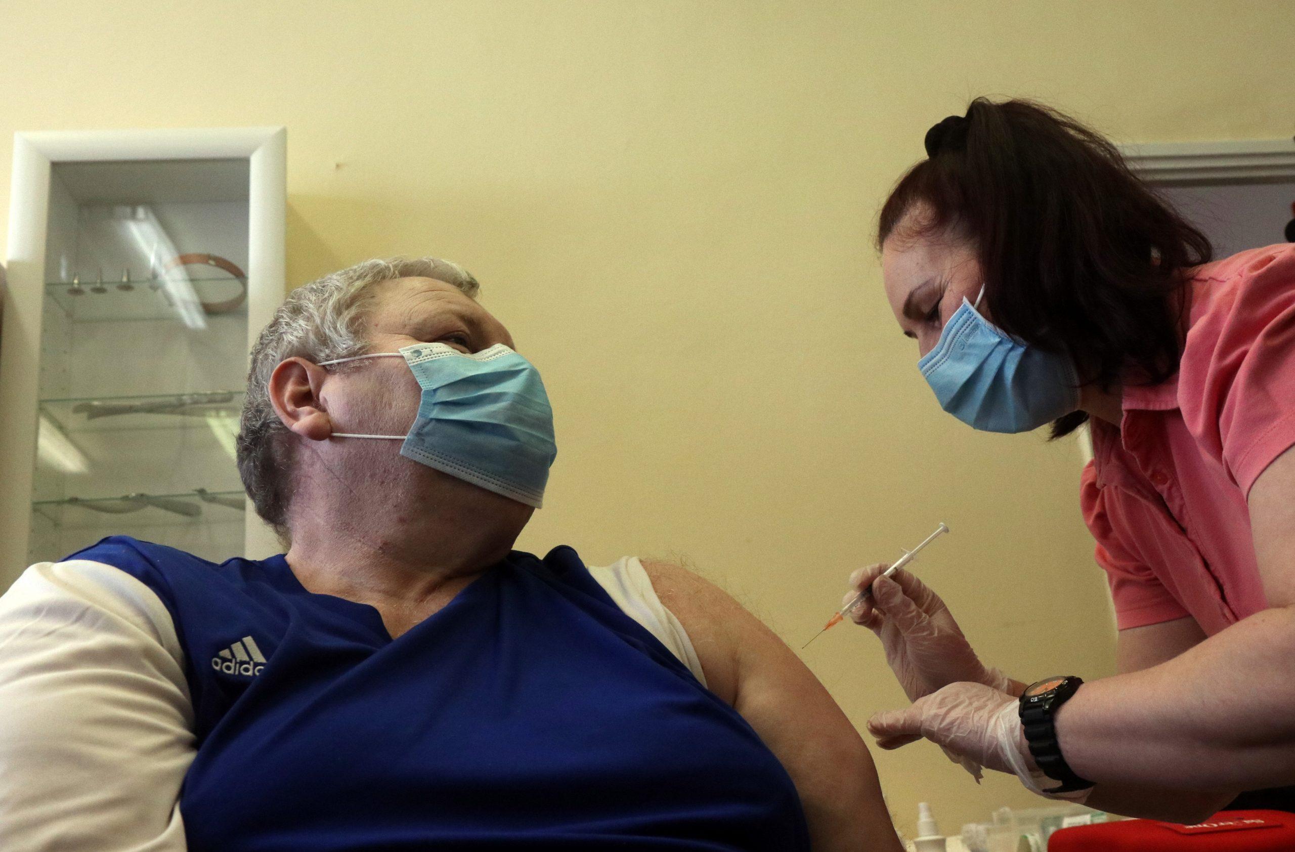 Coronavirus: Impfungen beginnen in Seniorenheimen