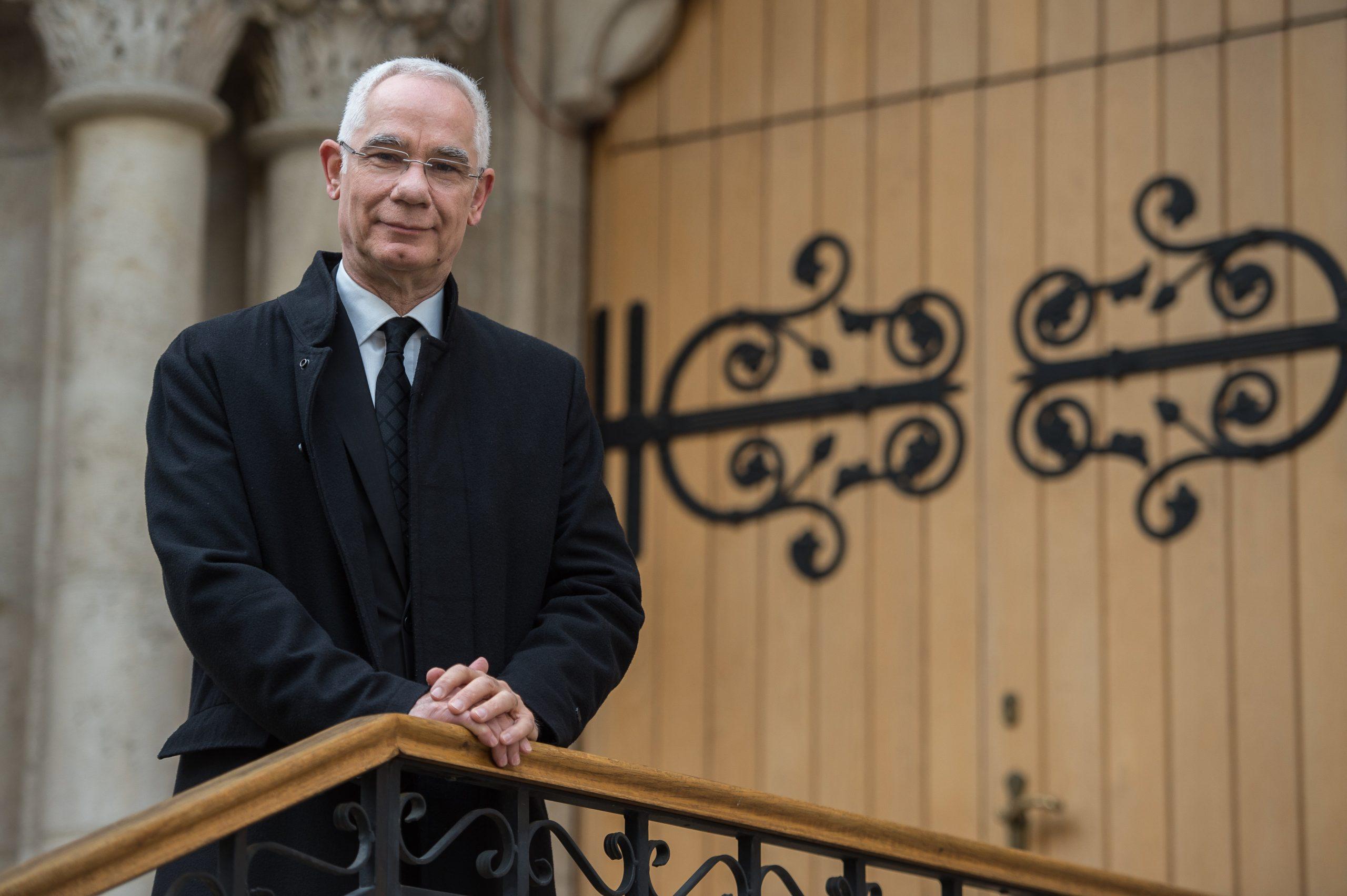 Ex-Minister Balog zum Bischof geweiht