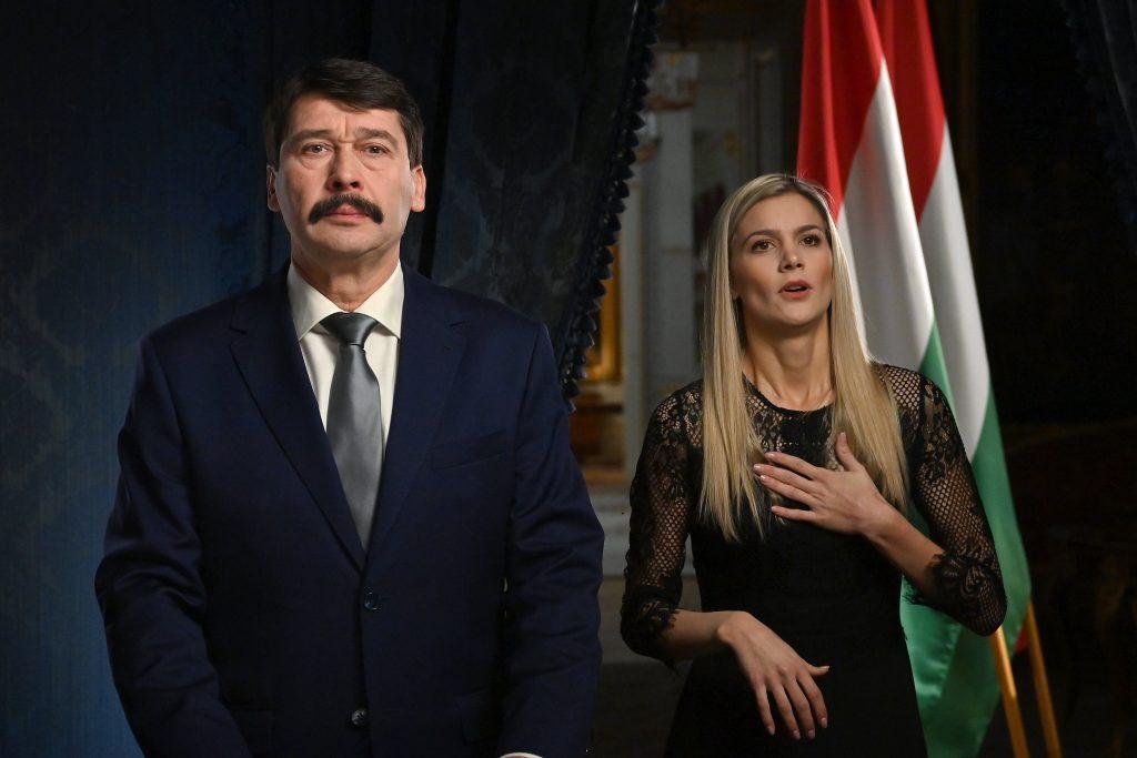 Neujahrsansprache von Präsident Áder: Seien wir dankbar für gerettete Leben
