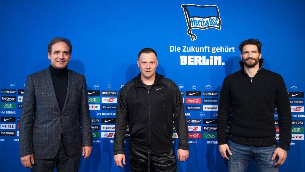 Hertha-Trainer Dárdai freut sich über Sieg gegen Augsburg post's picture