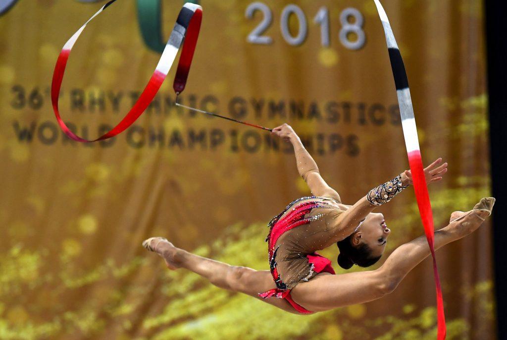 Budapest ist Gastgeber der Europameisterschaft der rhythmischen Gymnastik 2024