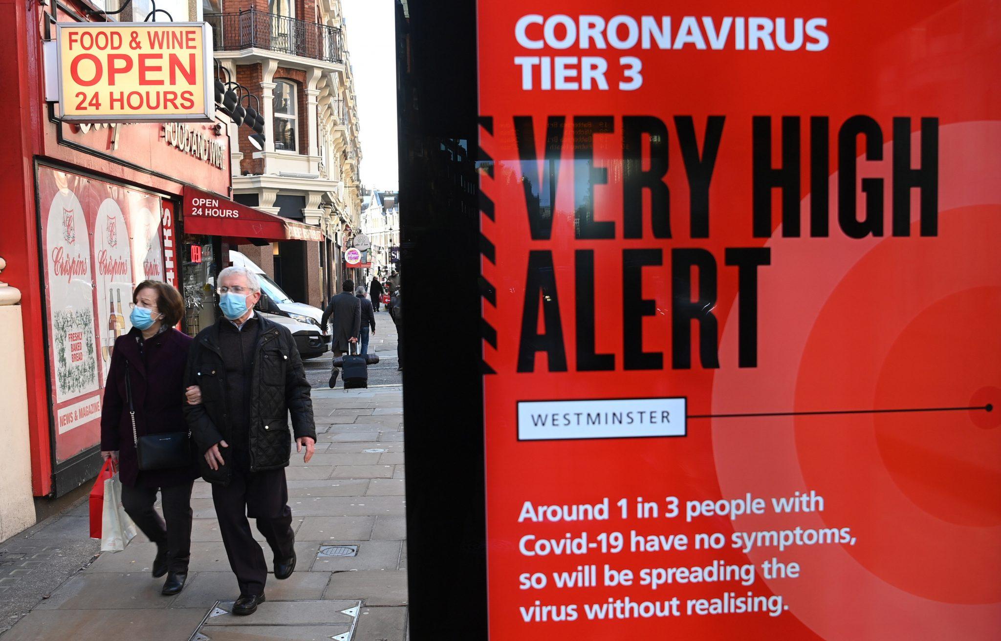 Landeschefärztin: Britische Coronavirus-Mutation in Ungarn nicht identifiziert