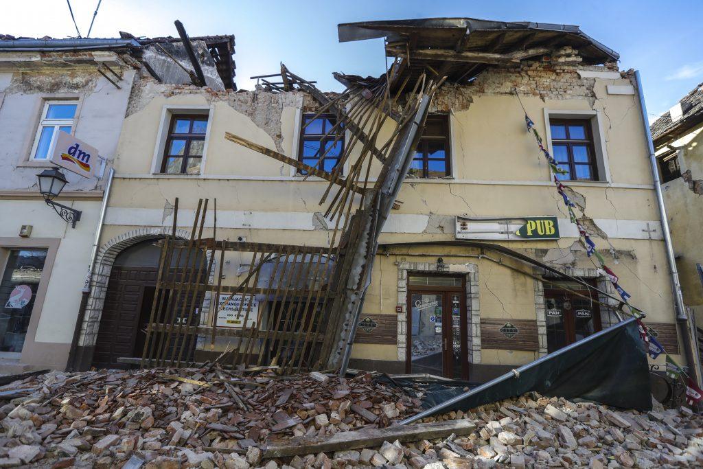Ungarn unterstützt den Wiederaufbau in Kroatien
