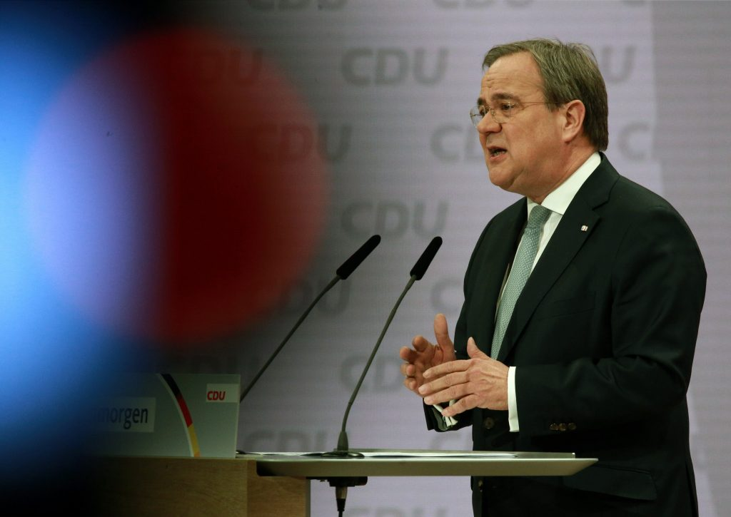 Budapost: CDU wählt neuen Vorsitzenden