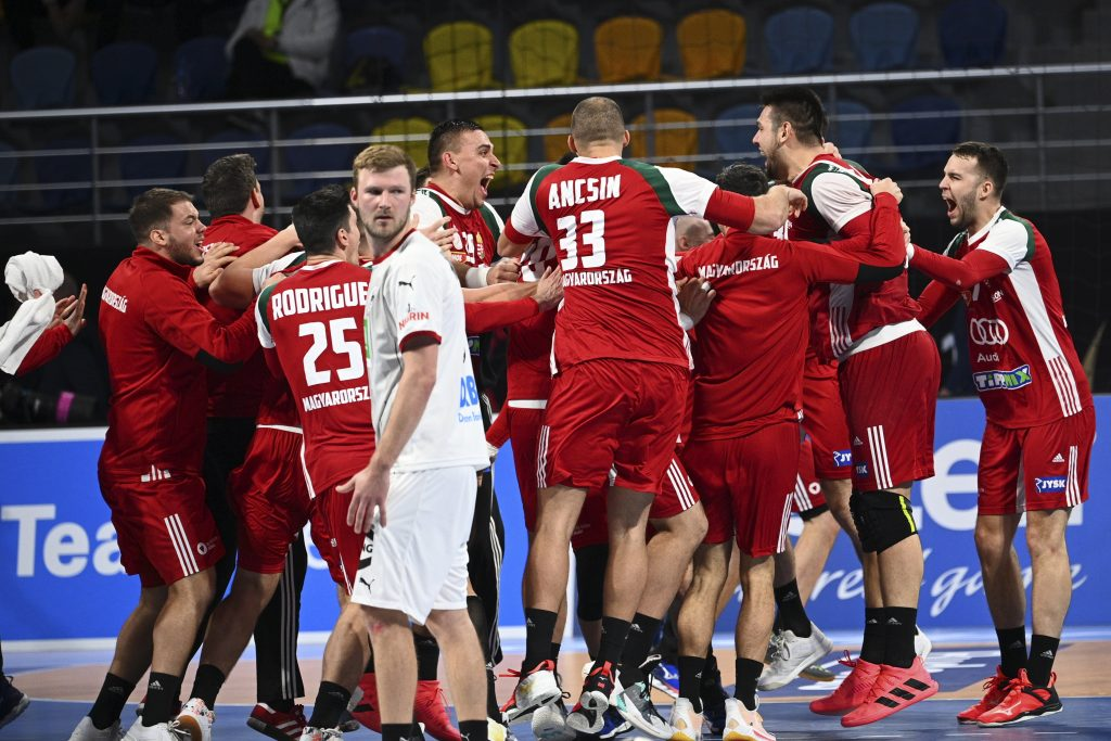 Handball-WM: Ungarn gewinnt gegen Deutschland und ist damit Gruppensieger!