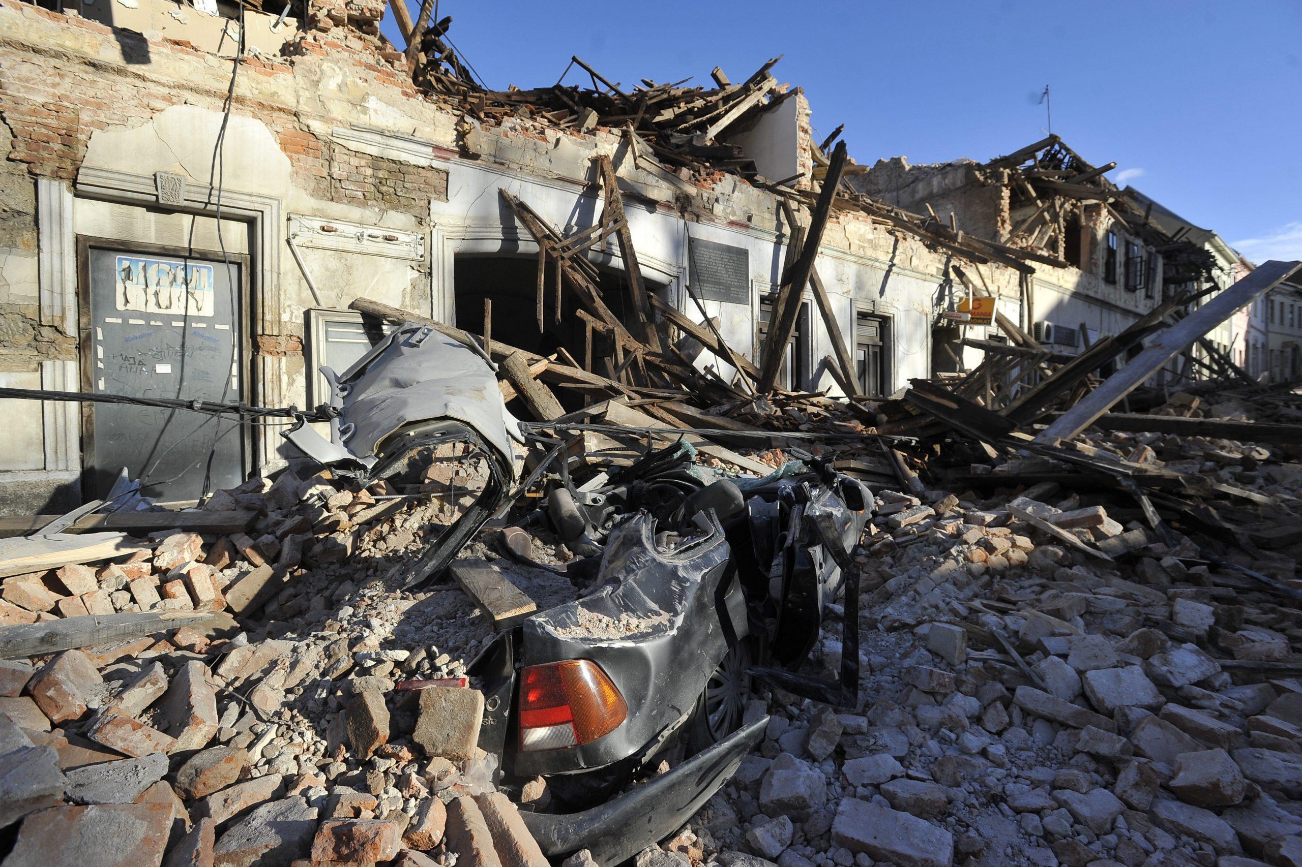 Weiteres Erdbeben in Kroatien, auch in Ungarn spürbar