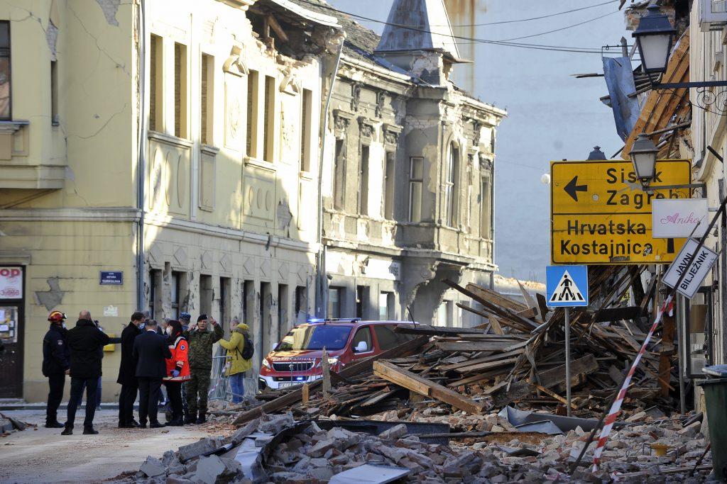 Ungarische katholische Kirche hilft Kroatien