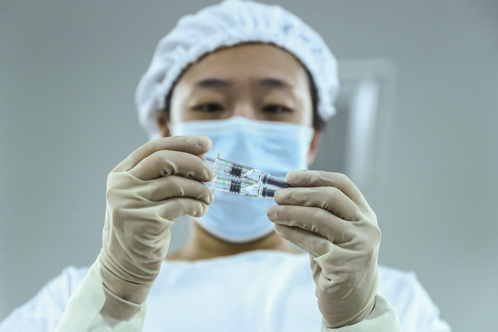 """Landesinstitut für Pharmazie: """"Chinesische Impfstoffproduktion sicher, Wirksamkeit soll noch überprüft werden"""""""