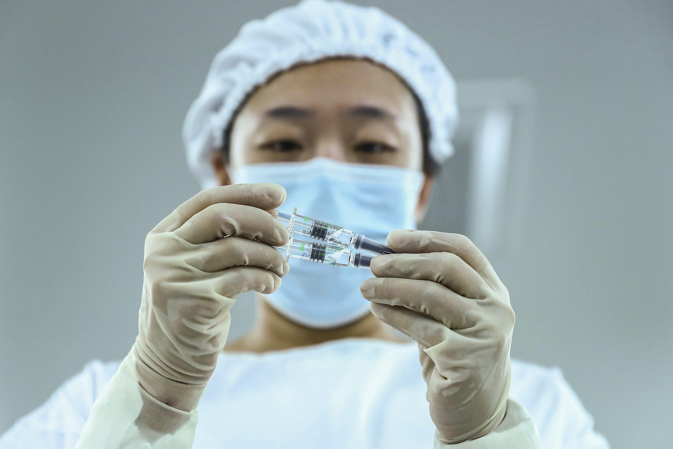Coronavirus: Die Produktion von Sinopharm-Impfstoff wird  überprüft