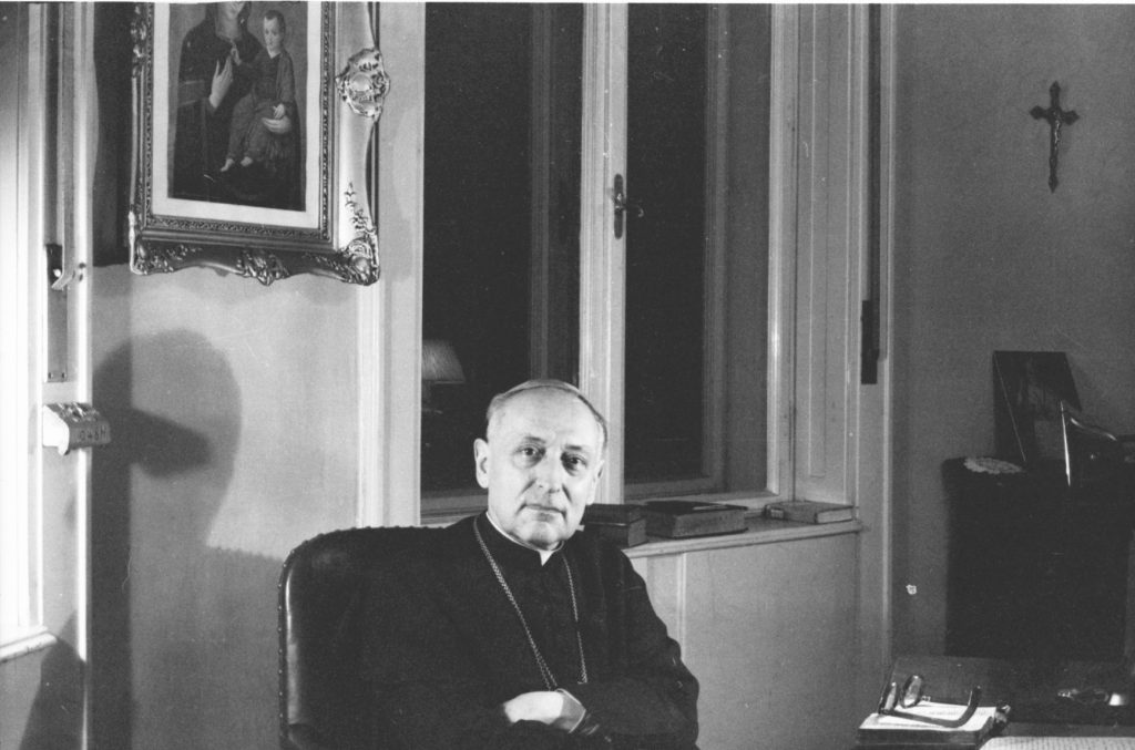 Interaktive Ausstellung über Kardinal József Mindszenty in Budapest