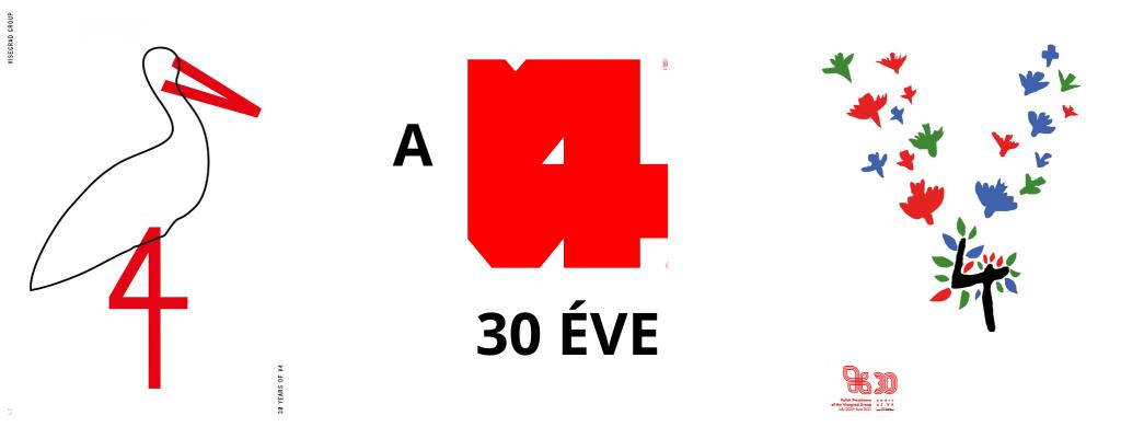 Plakatausstellung zum 30. Jubiläum der Visegrad-Gruppe