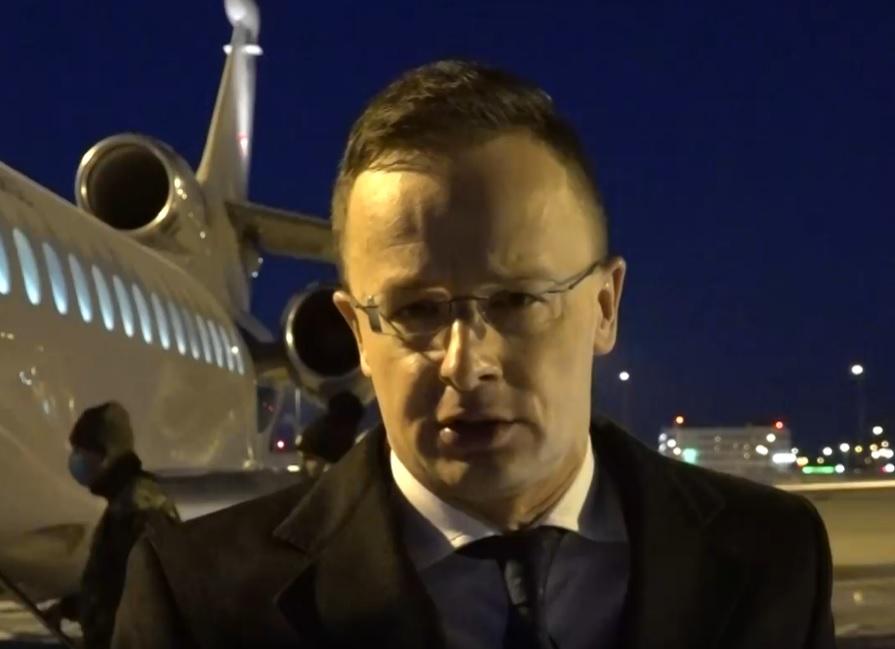 """Außenminister: """"Ich hoffe, dass die ukrainischen Behörden die ungarische Minderheit in Transkarpatien beschützen"""""""