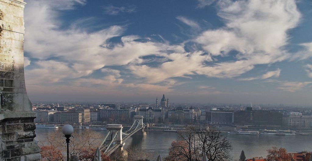 Die Luftqualität verschlechtert sich in den nordostungarischen Städten