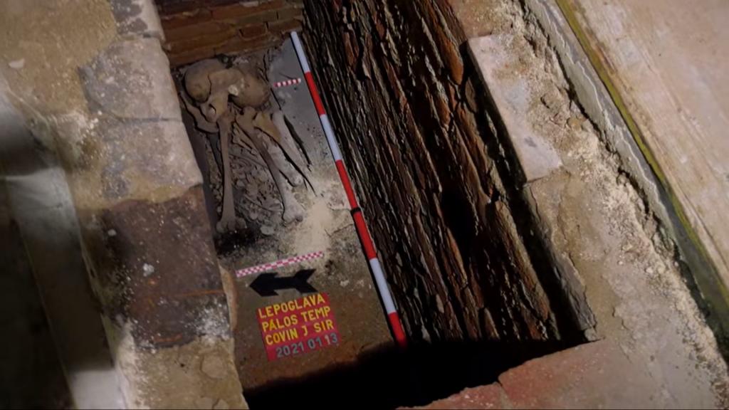 Knochen von legendärem König Matthias können identifiziert werden. Auch eine Umbettung möglich