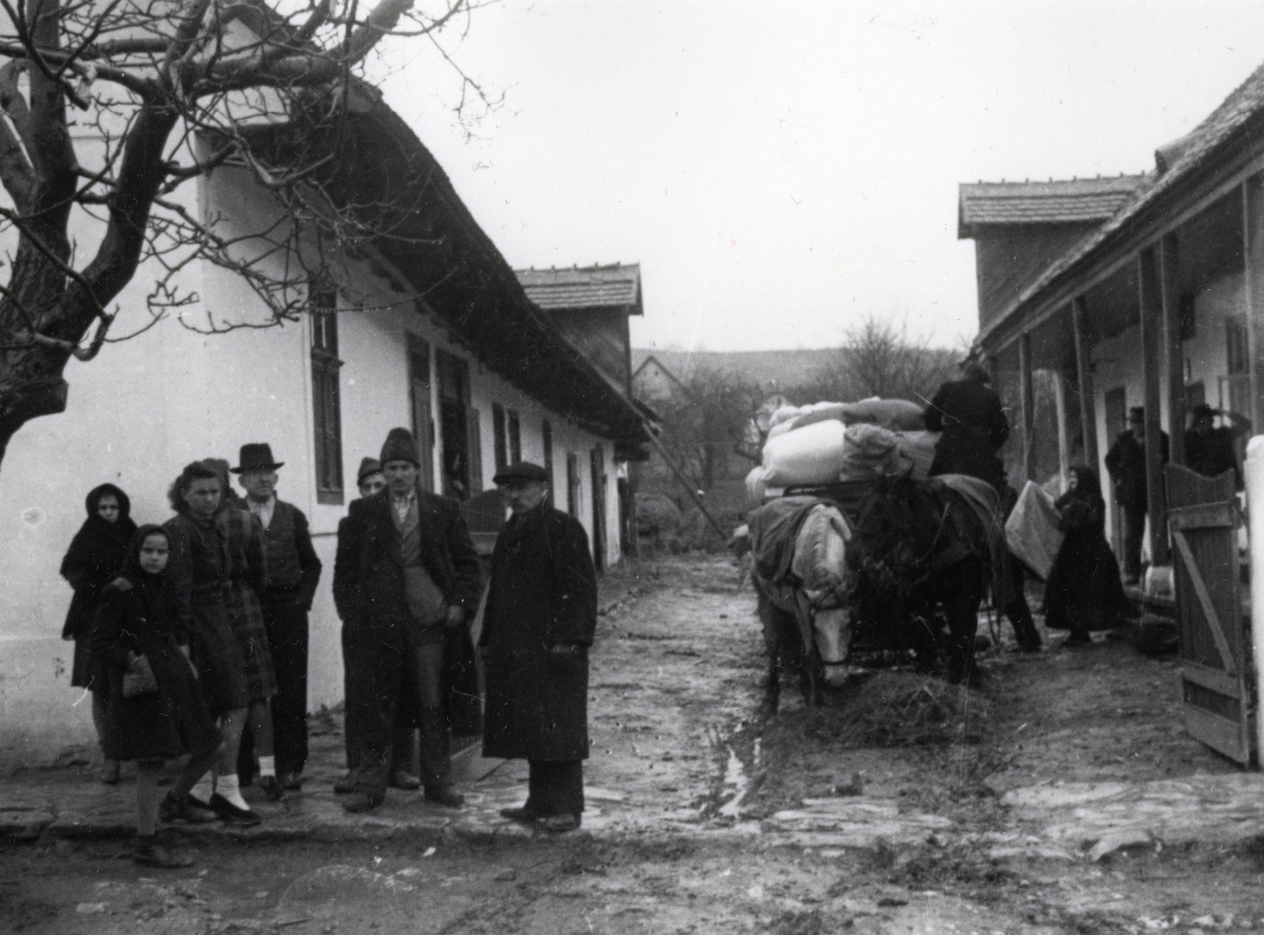 Heute vor 75 Jahren begann die Vertreibung der Ungarndeutschen